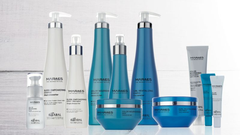 Maraes Hair Products